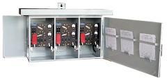 Multiple Rectifier Units Per Cabinet