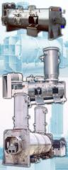 DVT Series Polyphase Pressure/Vacuum Reactors