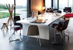 Rectangle-Shaped Conference Tables