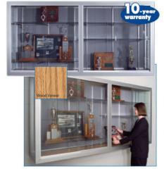 Series 50 Wall-Mounted Sliding Glass Door