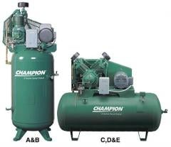 Air Compressors Champion Advantage Series