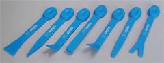 7-Pc Mini Nylon Pry Tool Set