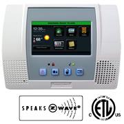 LYNX Touch 5100 Wireless Alarm