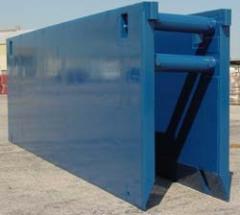 Heavy Duty Steel Box