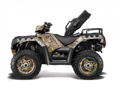 2013 Polaris Sportsman® 550 Browning Pursuit® Camo