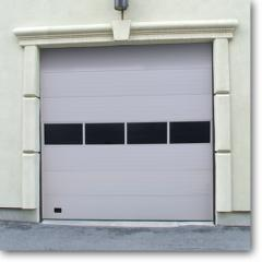 Sectional Garage Doors ThermaSeal Optima