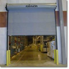 Fire-Rated Rolling Doors FireCoil Optima