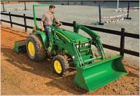 2012 John Deere 3005 Compact Tractor (27 hp)