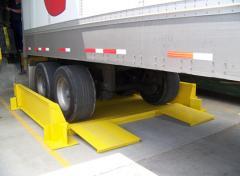 Heavy Duty Adjustable Truck Leveler