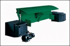 Edge of Dock Hydraulic Leveler