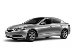 Acura ILX 5-Speed Automatic 2013 New Car