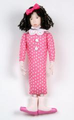 Doll Girl Figure