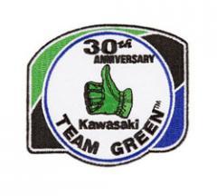 30th Anniversary Team Green™ Logo Patch