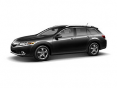 Acura TSX Sport Wagon 2012 Car