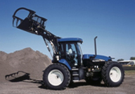 TV145 Bidirectional™ Tractor
