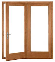 Pella ProLine Hinged Patio Door