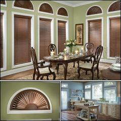 Millenia Faux Wood Blinds