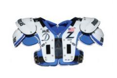 CP Mr. DZ Custom Pro Football equipment