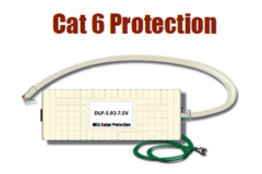 Data Line Protection Model DLP-5.92