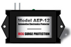 Direct Current AEP-12 & AEP-24 protector