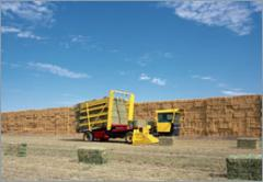 Bale Wagons New Holland