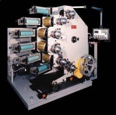 DSP-6 Six Color Pail Printer