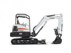 2012 Bobcat E32 Compact Excavators