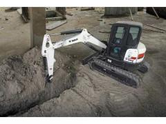 2012 Bobcat E50 Compact Excavators
