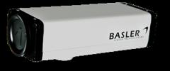 Fixed Box Camera w/CCD sensor