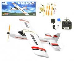 Airplanes remote controlled