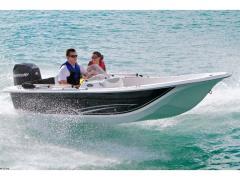 2012 Carolina Skiff JVX 16 CC Boat