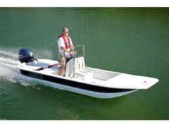2012 Carolina Skiff J Series - J 16 CC Boat