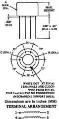 Common EMI Mode Suppression Inductors