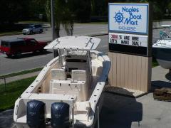 2012 Grady-White Center Console Canyon 306 Boat