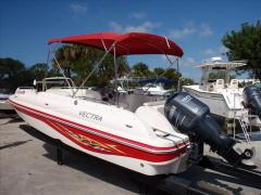 2005 Vectra Boats Deck 191 Boat