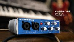 AudioBox USB Recording System