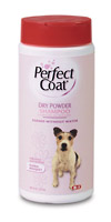 Perfect Coat Dry Powder Shampoo for Dog