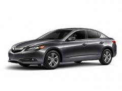 2013 Acura ILX Hybrid Car