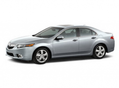 2012 Acura TSX 5-Speed Automatic New Car