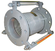 Bellowsflex Metal Bellows Type Expansion Joints