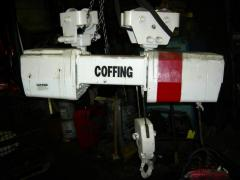 Coffing Electric Hoist