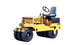 Utility Finishing Roller Mauldin 4700