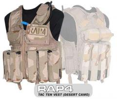 Tactical Ten Paintball Vest Cearance 2009 Version