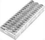 Grip Strut Metal Stair Treads