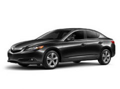 2013 Acura ILX 6-Speed Manual New Car