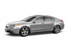 2012 Acura TL SH-AWD with Technology Package New