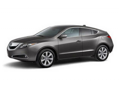 2012 Acura ZDX with Technology Package Vehicle