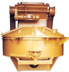 Turbine Concrete Mixer