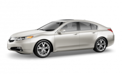 2012 Acura TL SH-AWD with Advance Package New Car