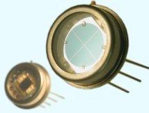 Quadrant detectors